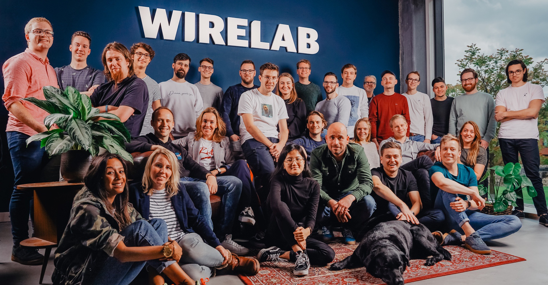 Wirelab cover