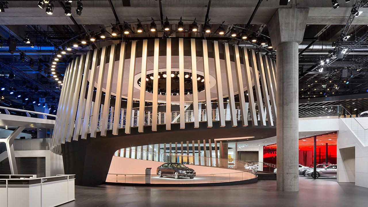 Meire & Meire X ARCZINE - BMW IAA 2015 - Event