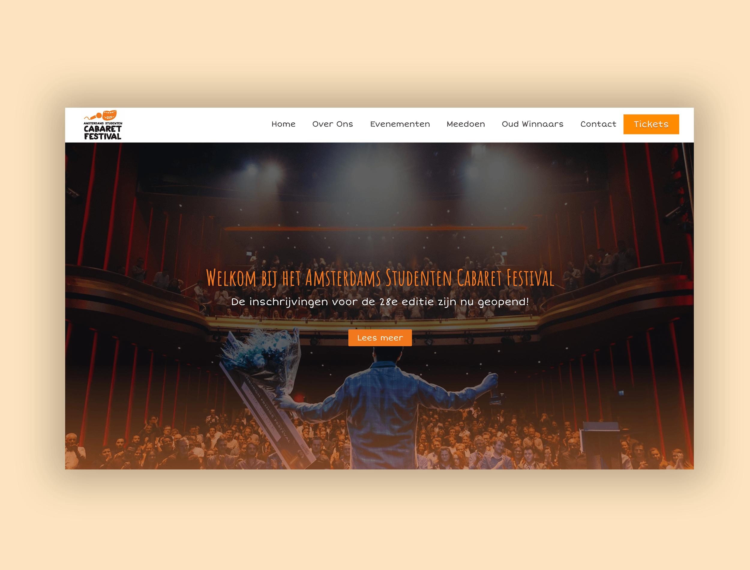 ASCF - Website