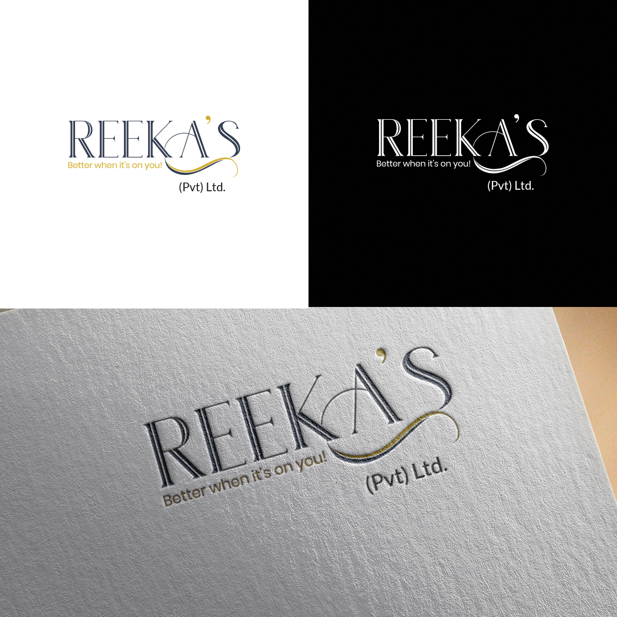 Boundless Technologies designed the logo for Reeka