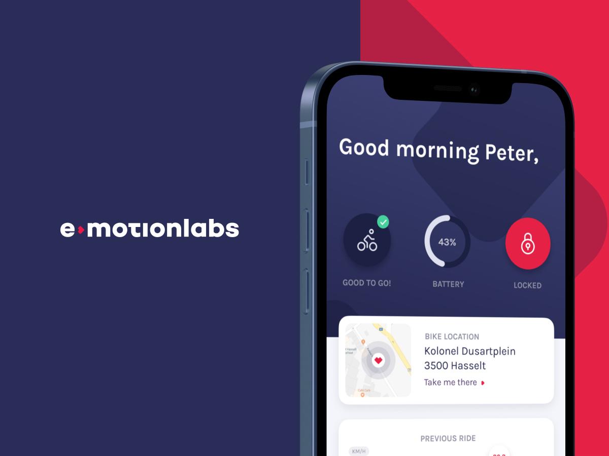 E-motionlabs - Mobile App