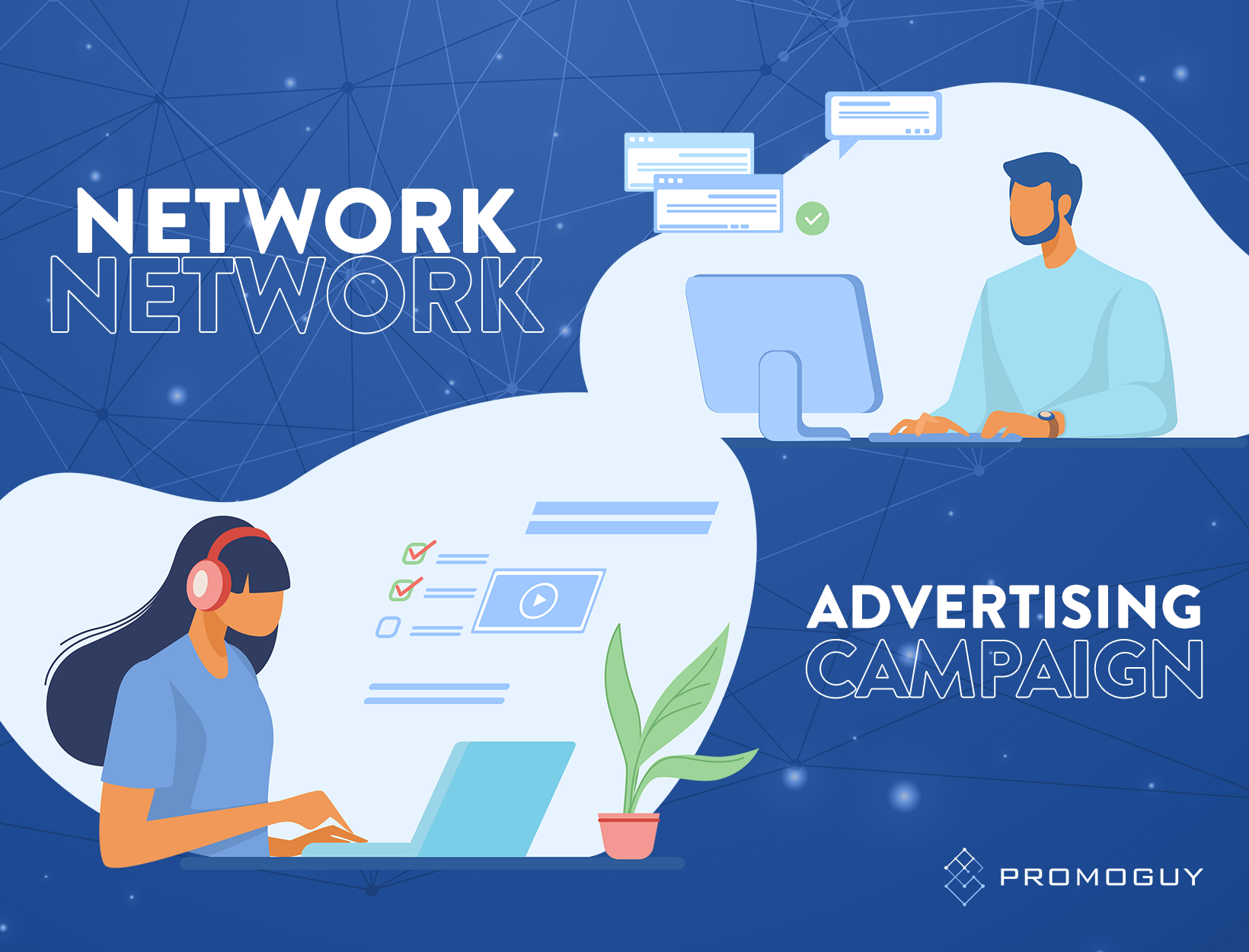 Network Advertising Campaign - E-commerce