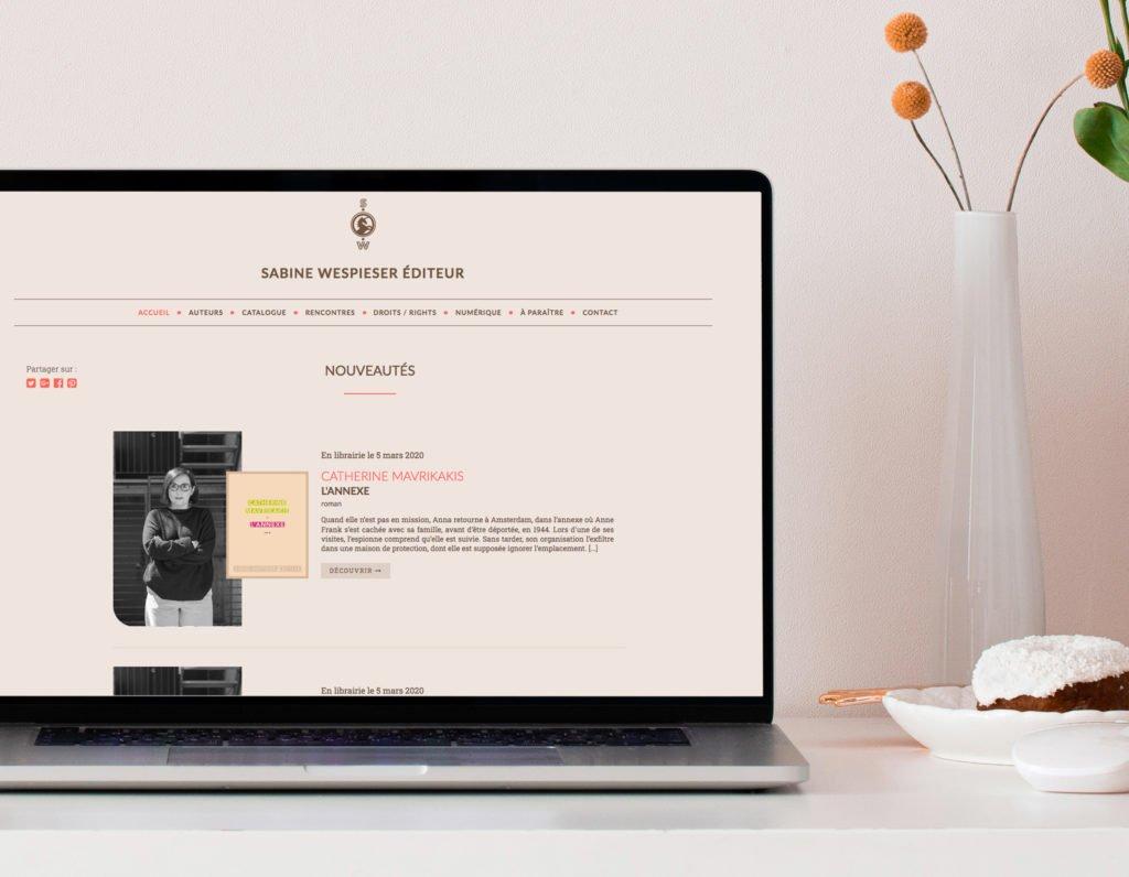 SWEDITEUR | Site internet - Création de site internet