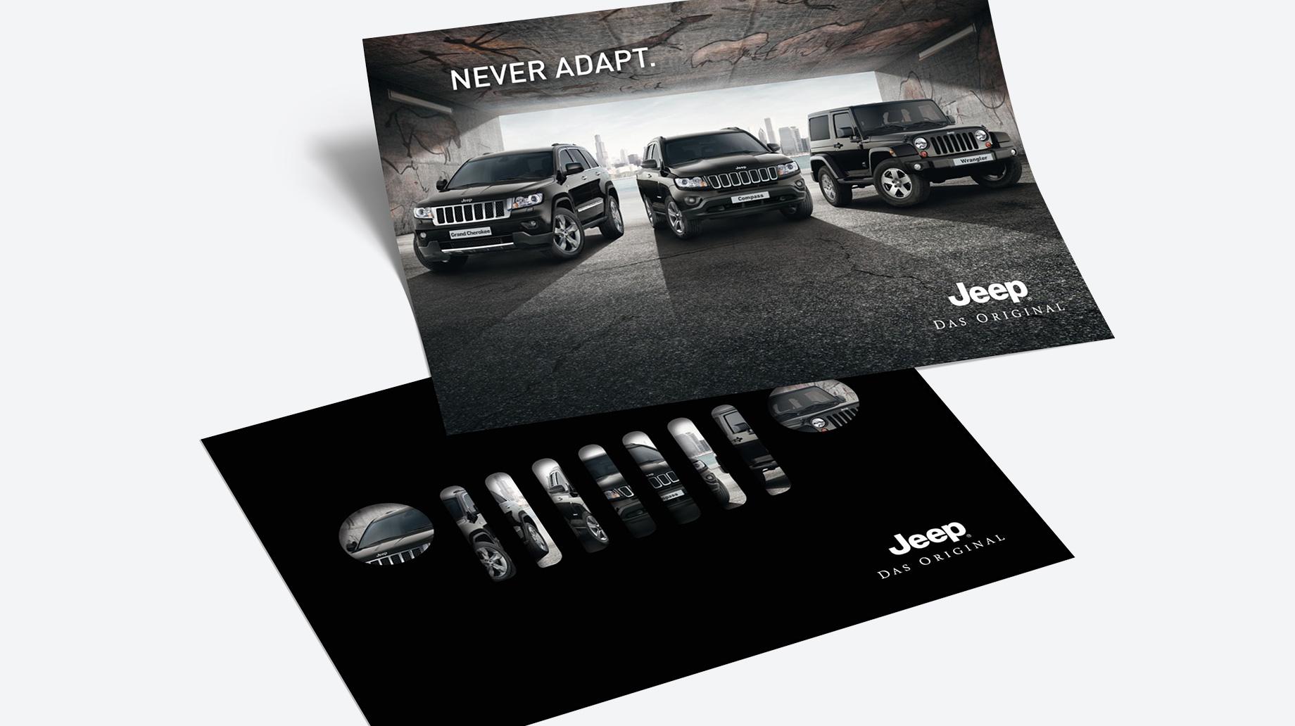 Jeep - Werbung