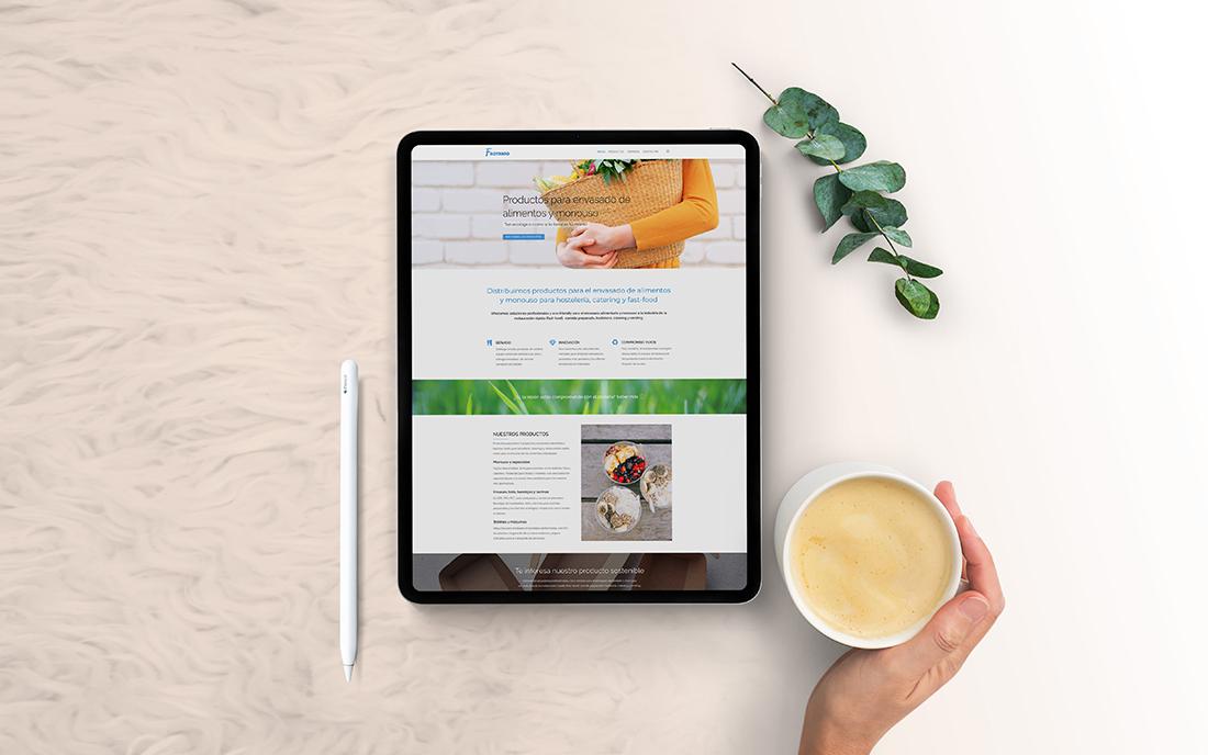 Filotrano Sitio Web - Website Creation