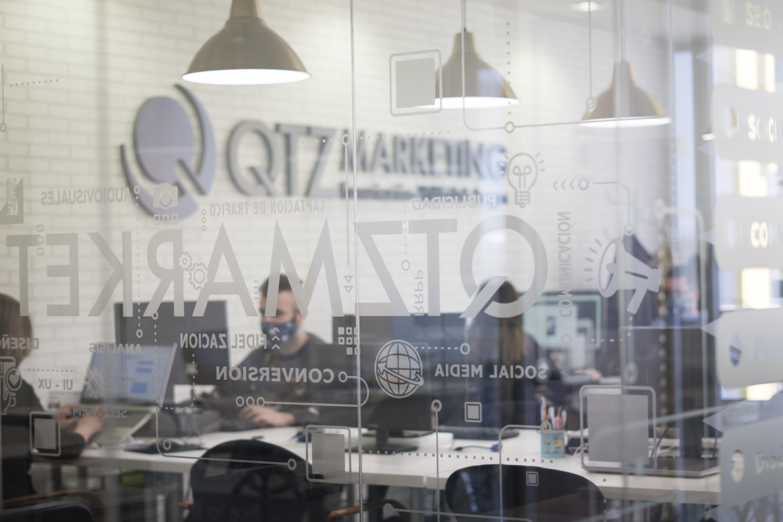 QTZ Marketing cover