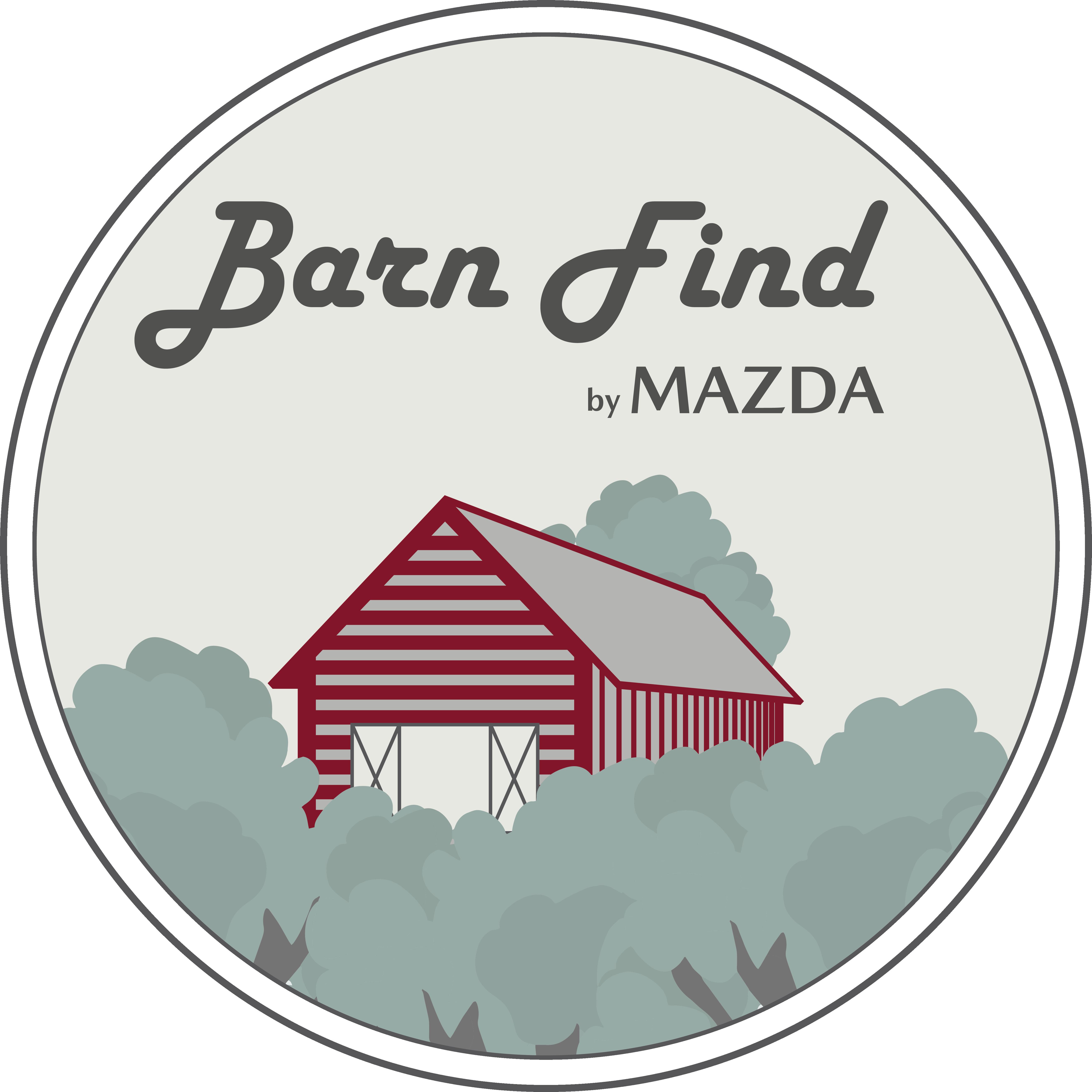 Barn Find by Mazda - Social Media