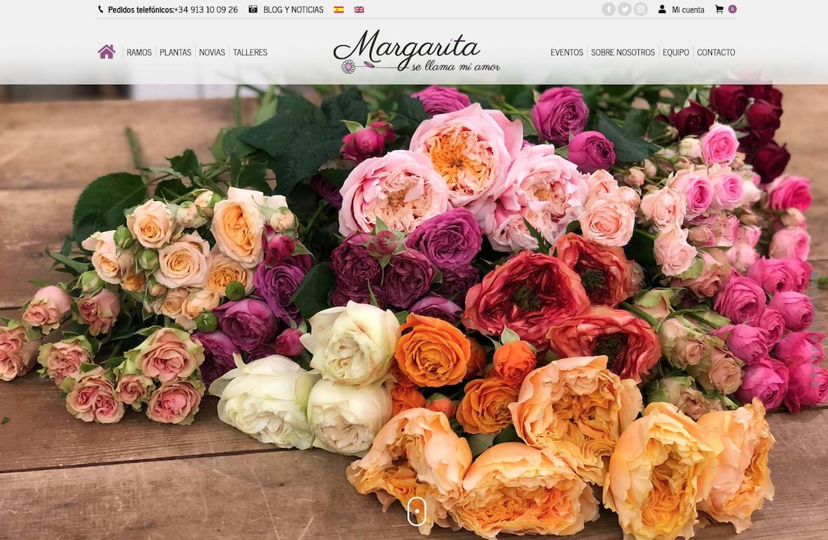 Estrategia digital para Margarita se llama mi amor - Redes Sociales