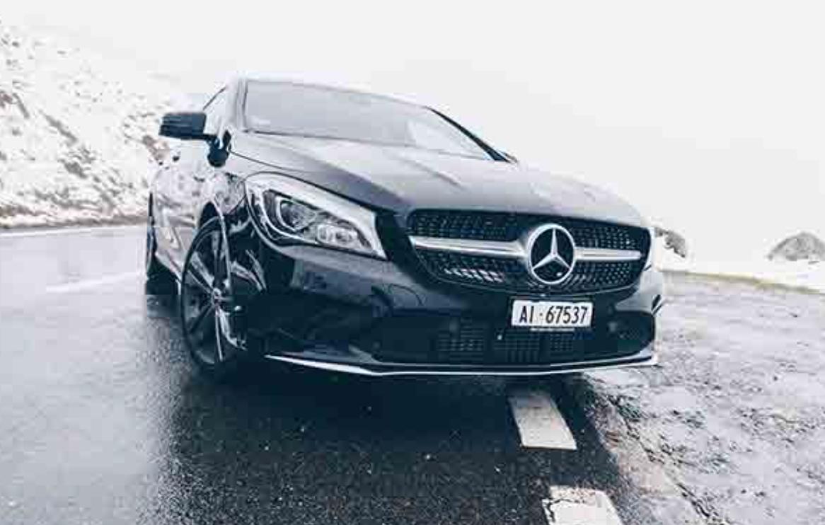 Lead generation for Mercedes-Benz - Social Media