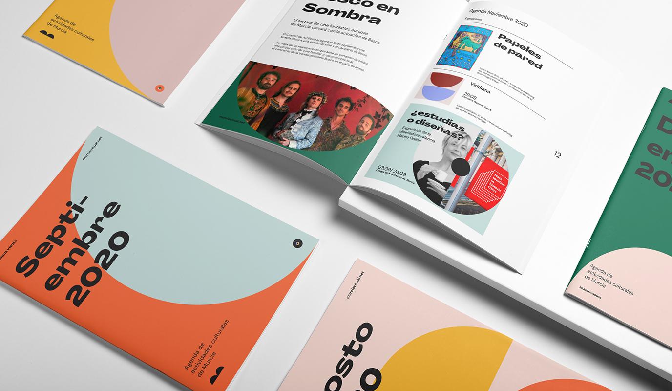 Murcia Visual - Diseño Gráfico