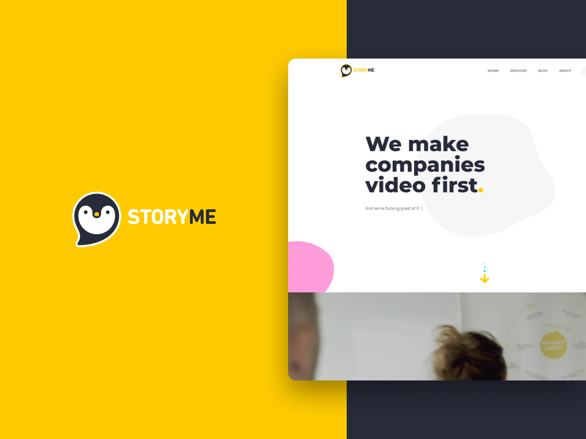 StoryMe - Ergonomie (UX / UI)