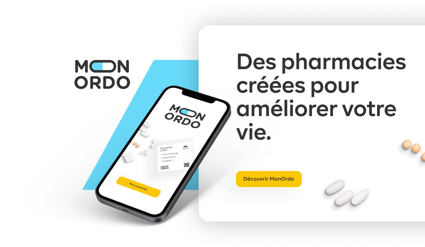 Design et Développement / Réseau pharmaceutique - Ergonomy (UX/UI)