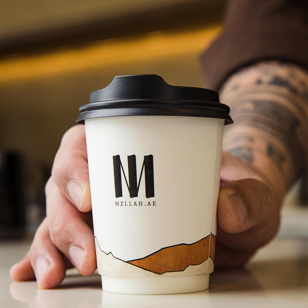 Mzllah Coffee House - Social media