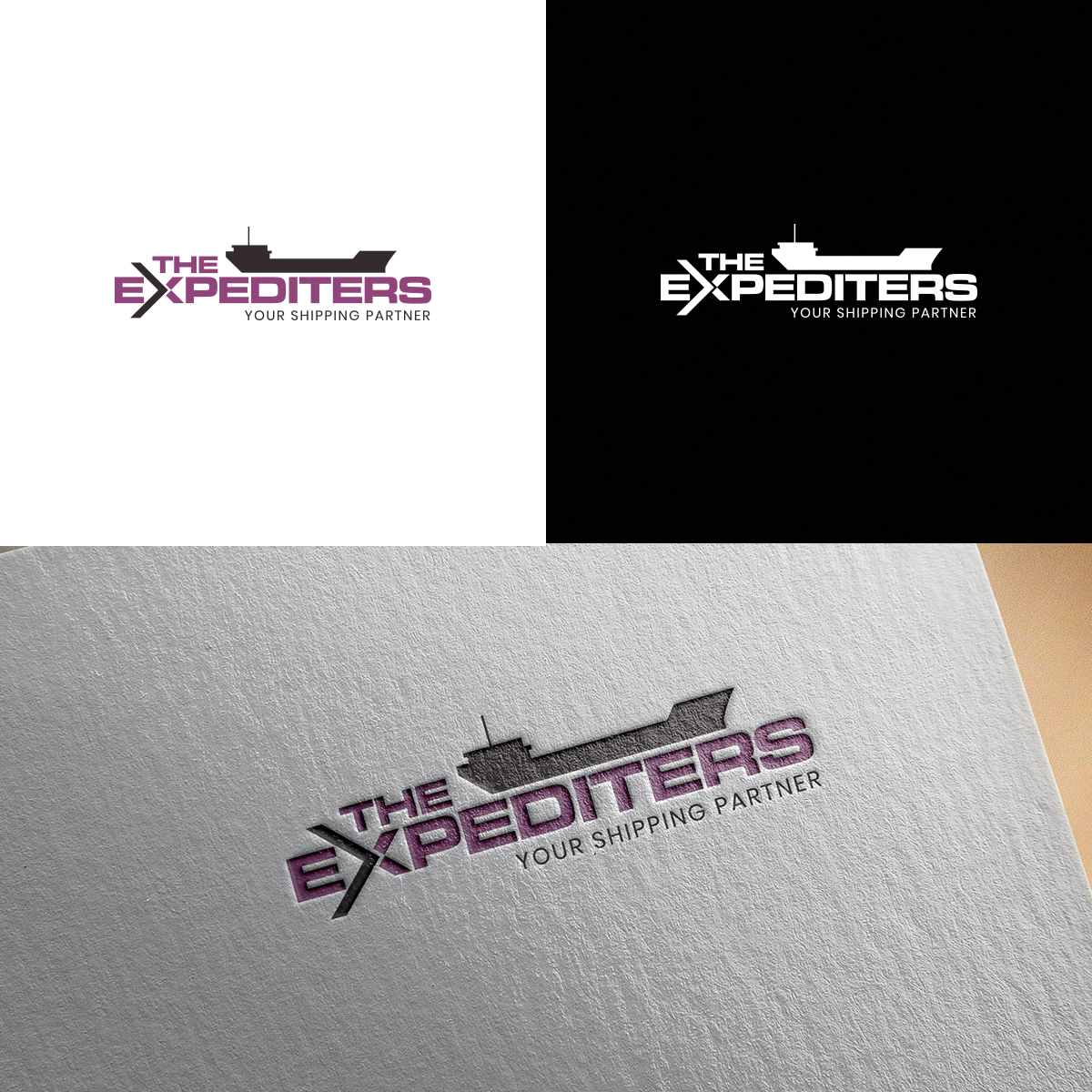 Boundless Technologies designs Logo for Expeditors - Graphic Design