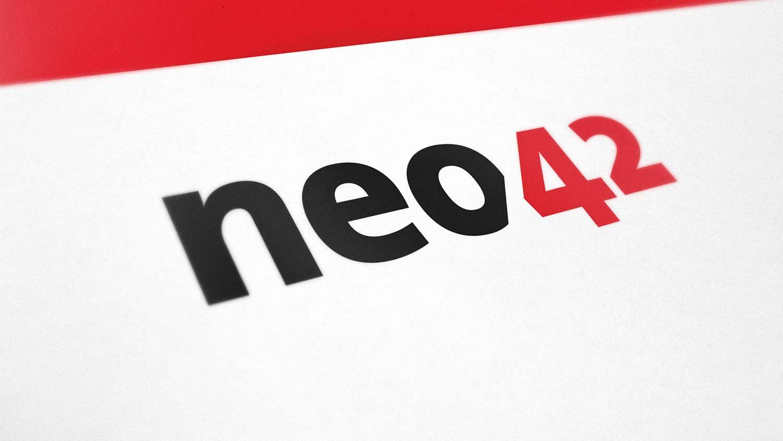 neo42: Corporate Design. - Markenbildung & Positionierung