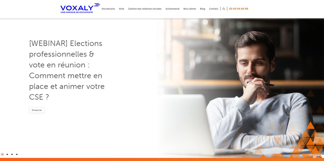 Voxaly - Référencement naturel