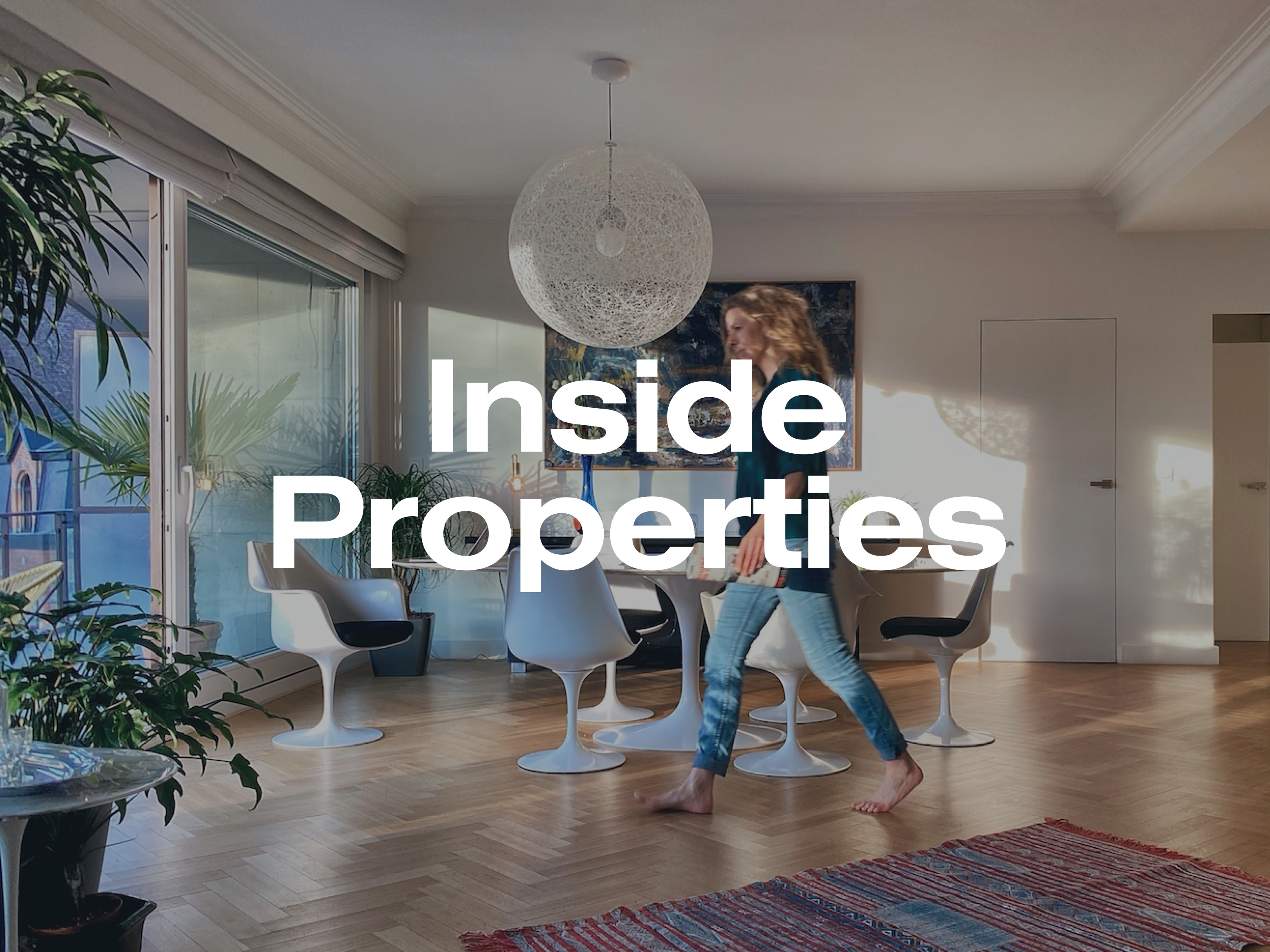 Inside Properties - Création de site internet