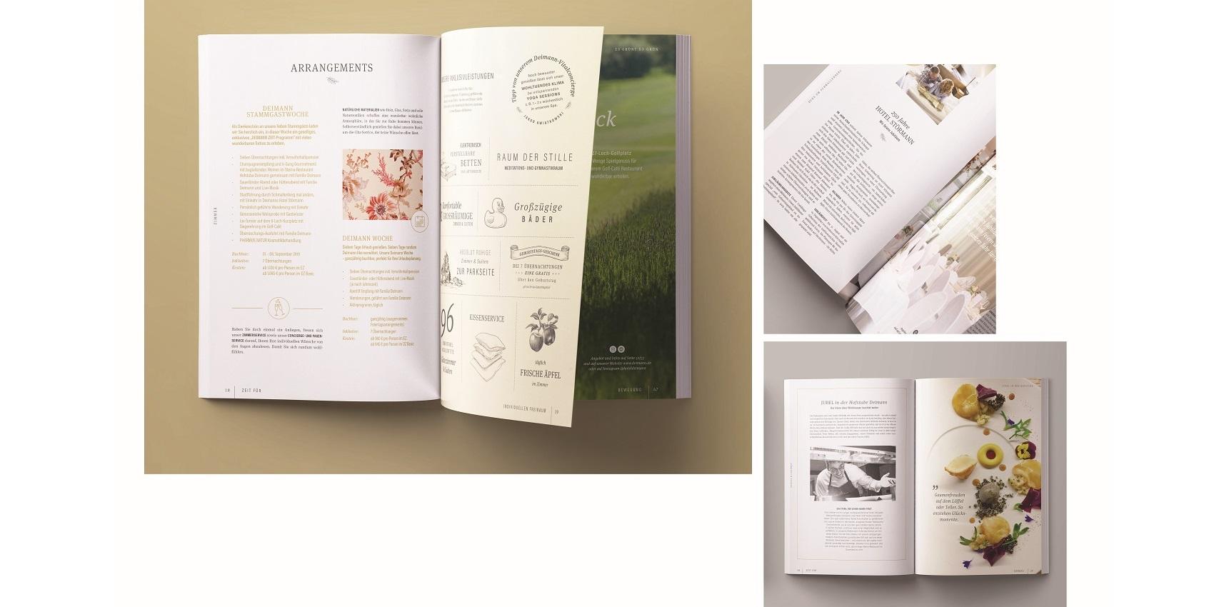 Hotel Deimann: Corporate Publishing - Content-Strategie