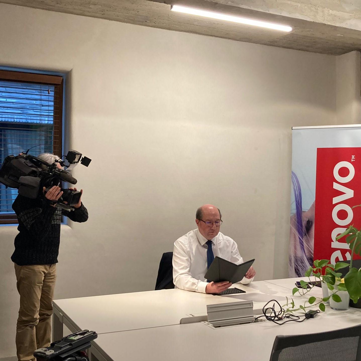 Lenovo: Covid-proof briefings for ThinkPad X1 Fold - Public Relations (PR)