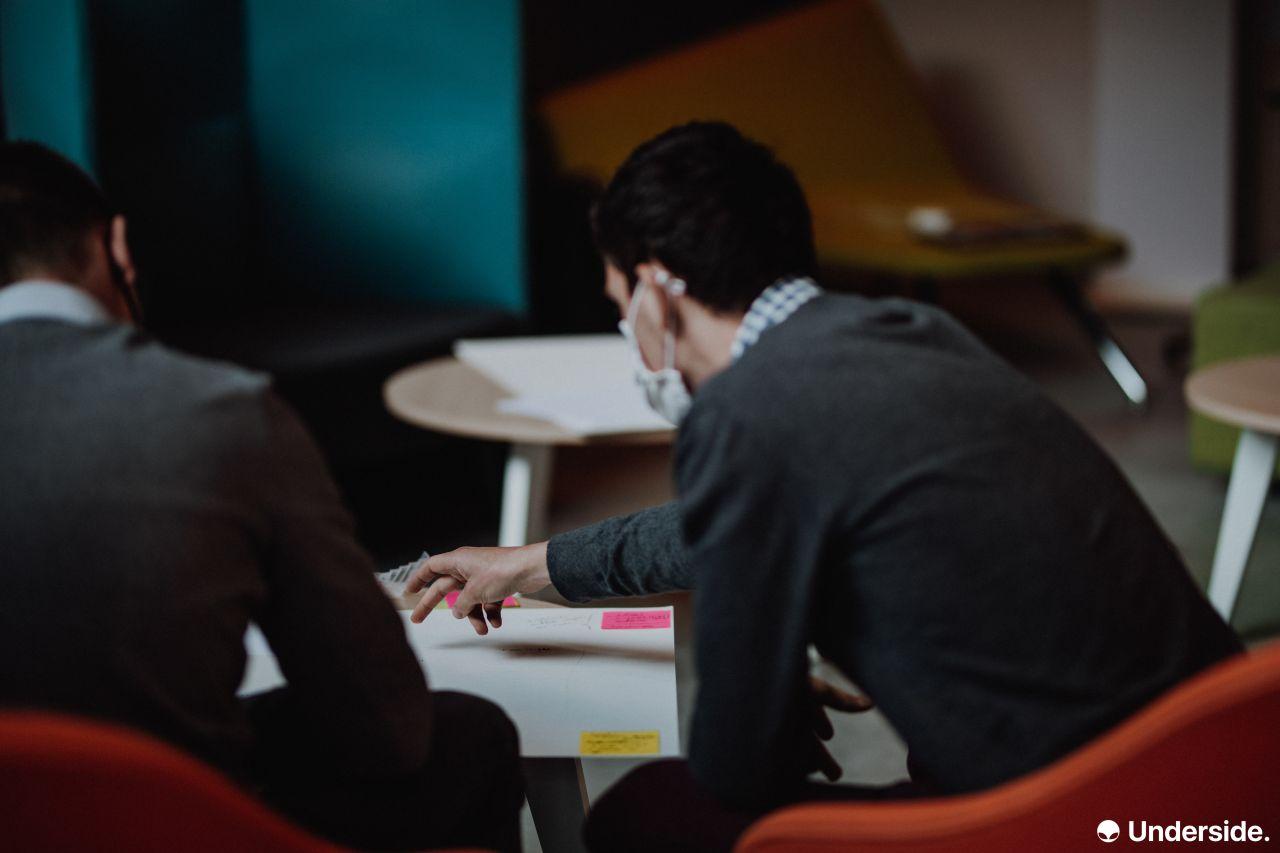 Innovation - Design Thinking pour EASI - Innovation