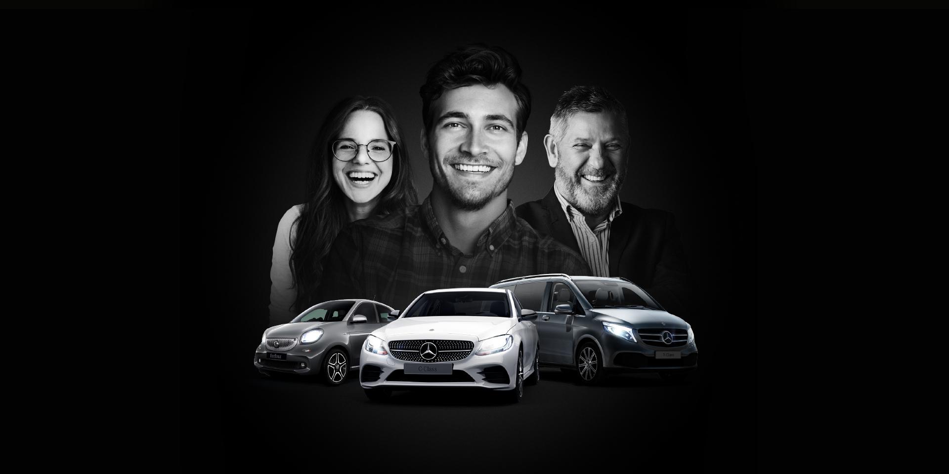 Mercedes-Benz – Saleskampagne - Markenbildung & Positionierung