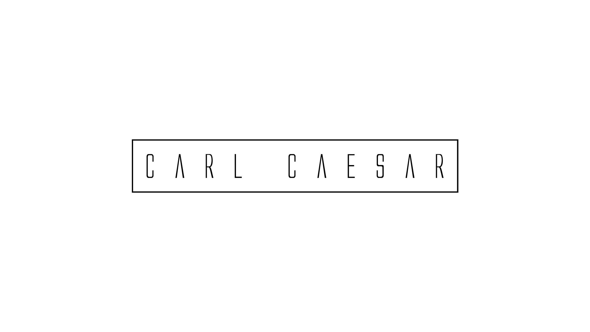 CARLCAESAR Branding / Identity
