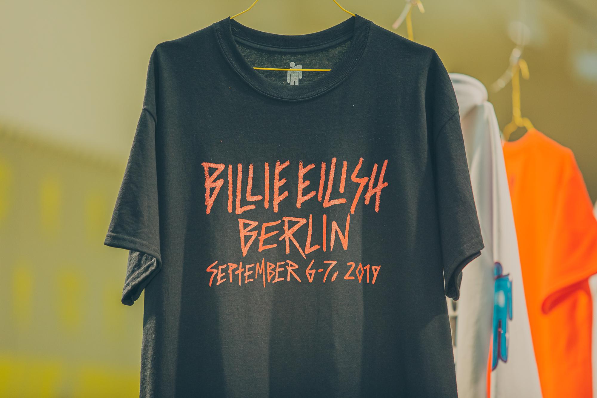 Bravado   Billie Eilish Pop Up-Store - Event