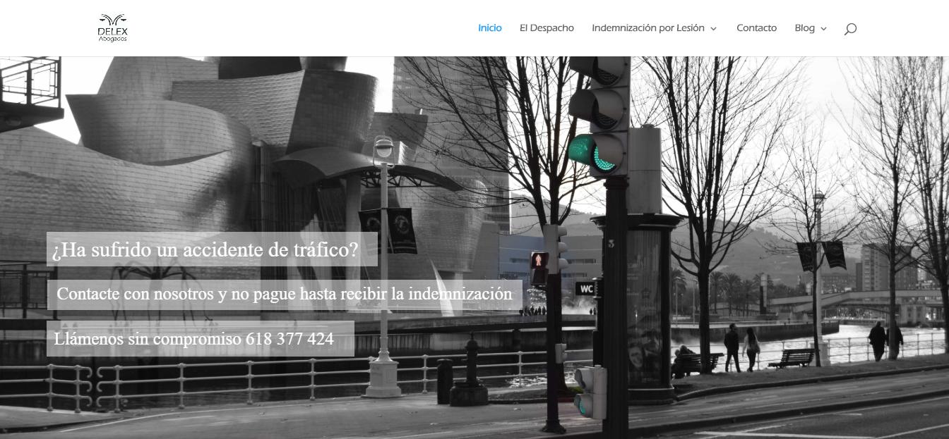 Despacho: Diseño web y SEO - Creación de Sitios Web