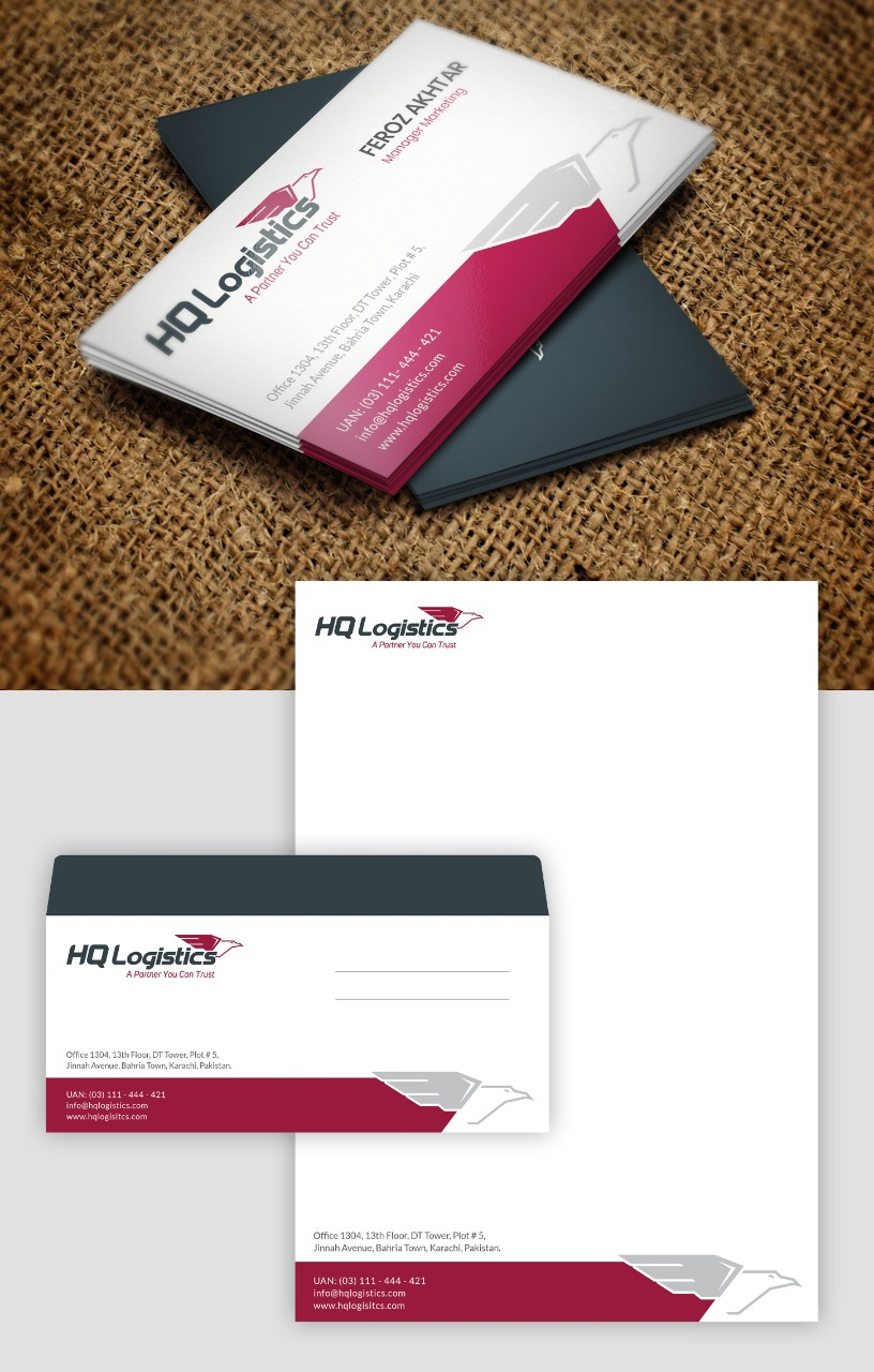 Brand Identity Design by Boundless Technologies - Graphic Design