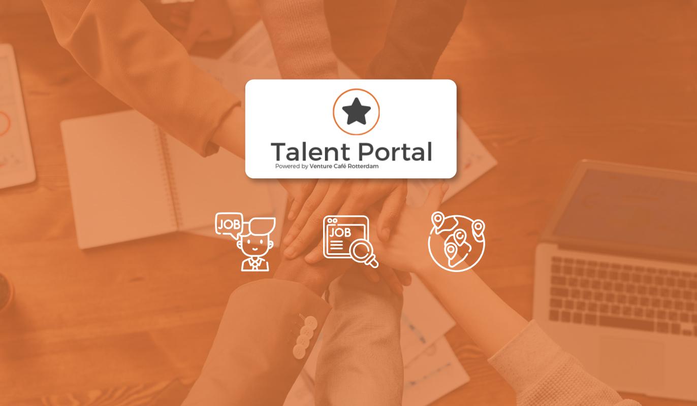 Talent Portal | Venture Café - Mobile App