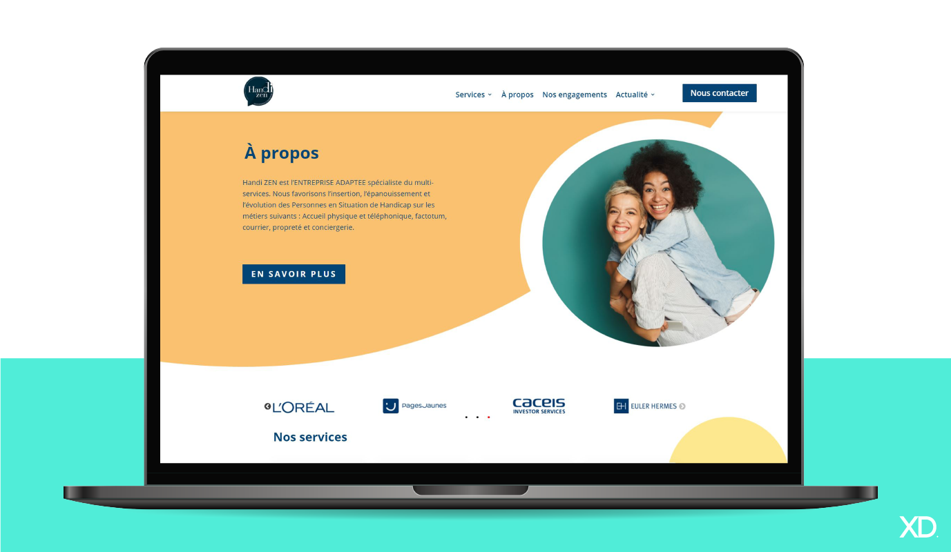 Refonte du site pour augmenter la conversion - Publicité en ligne
