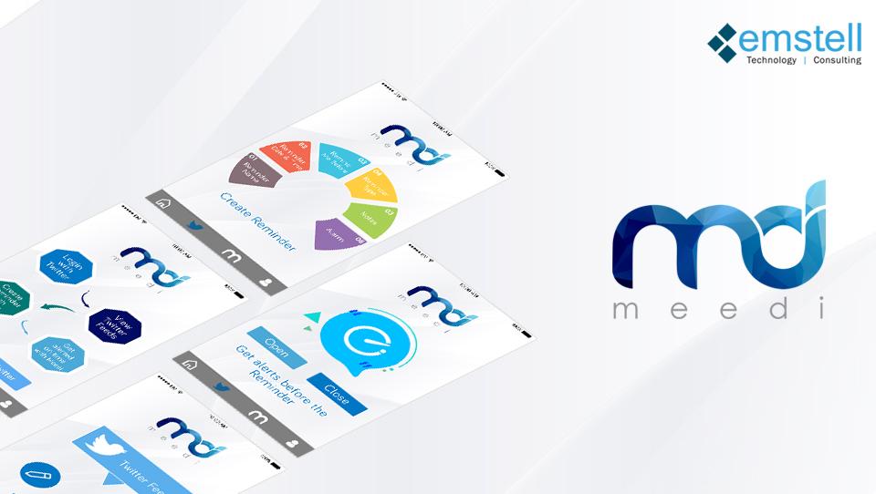 Meedi - Mobile App