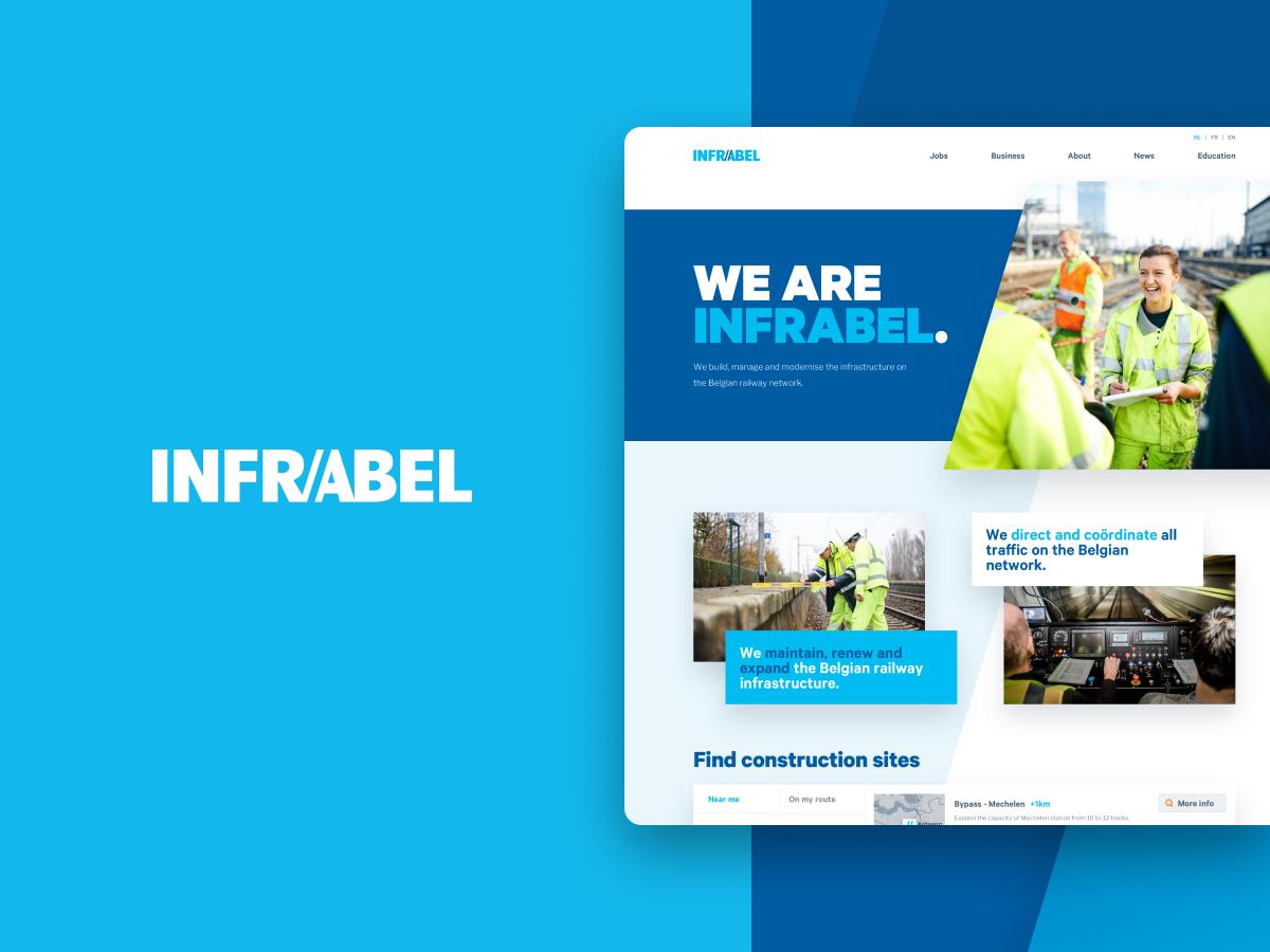 Infrabel - Web Applicatie