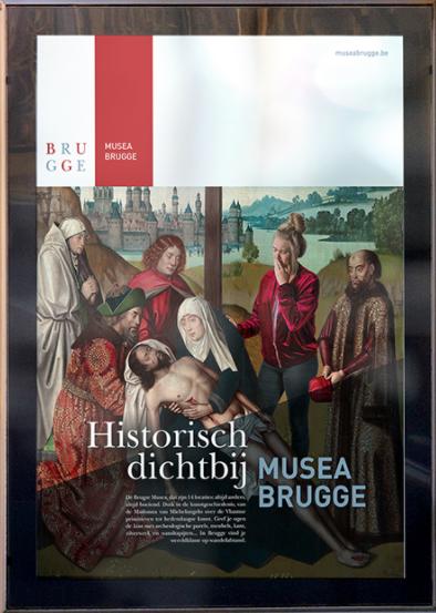 Musea Brugge - Online & B2B Campaign - Digital Strategy