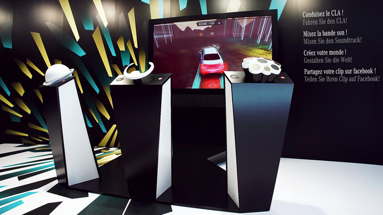 Daimler AG x ARCZINE - Event