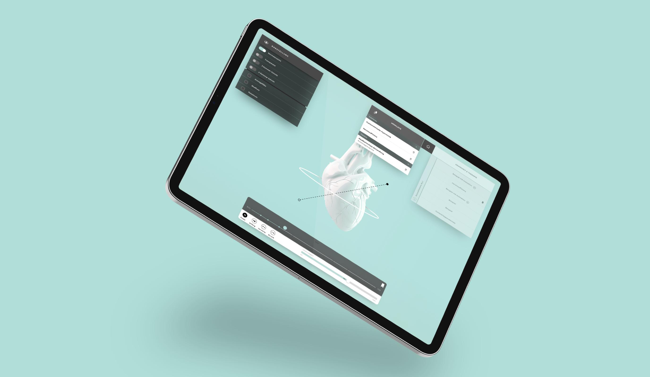 Open Mode - Cardio App - Digitale Strategie