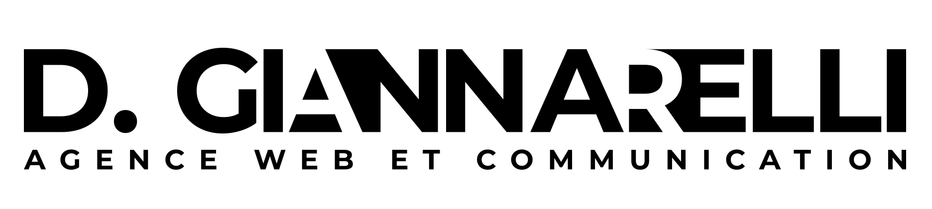 Logo de D. Giannarelli Agence web et communication