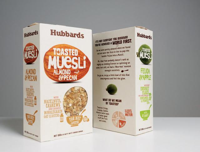 Hubbards 'Amazing' Muesli Rebranding & Advertising - Branding & Positioning