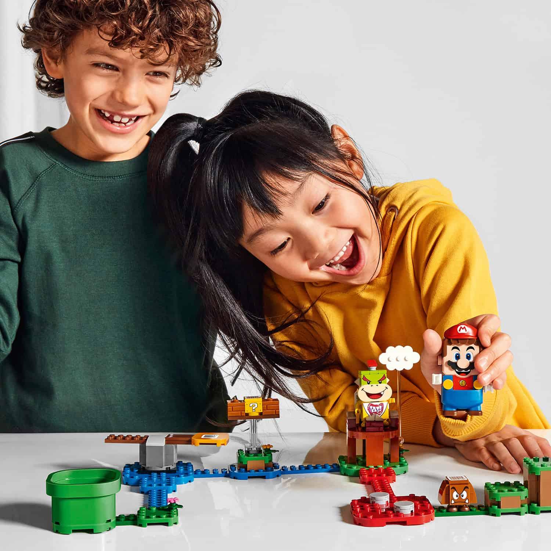 PR voor LEGO