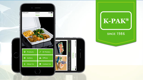 K-PAK - Mobile App
