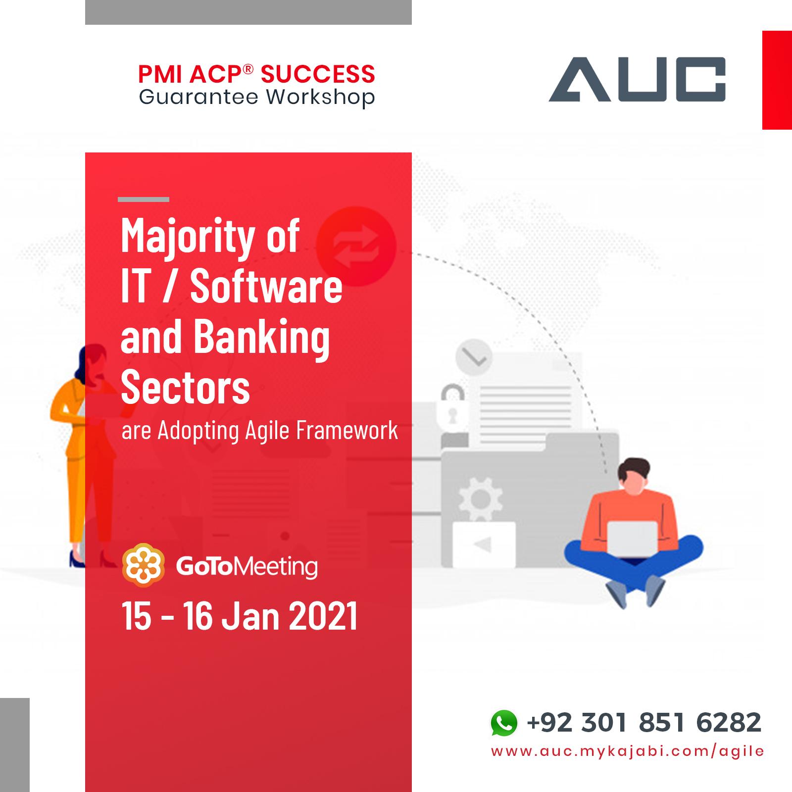 Social Media Marketing AUC Technologies for Agile