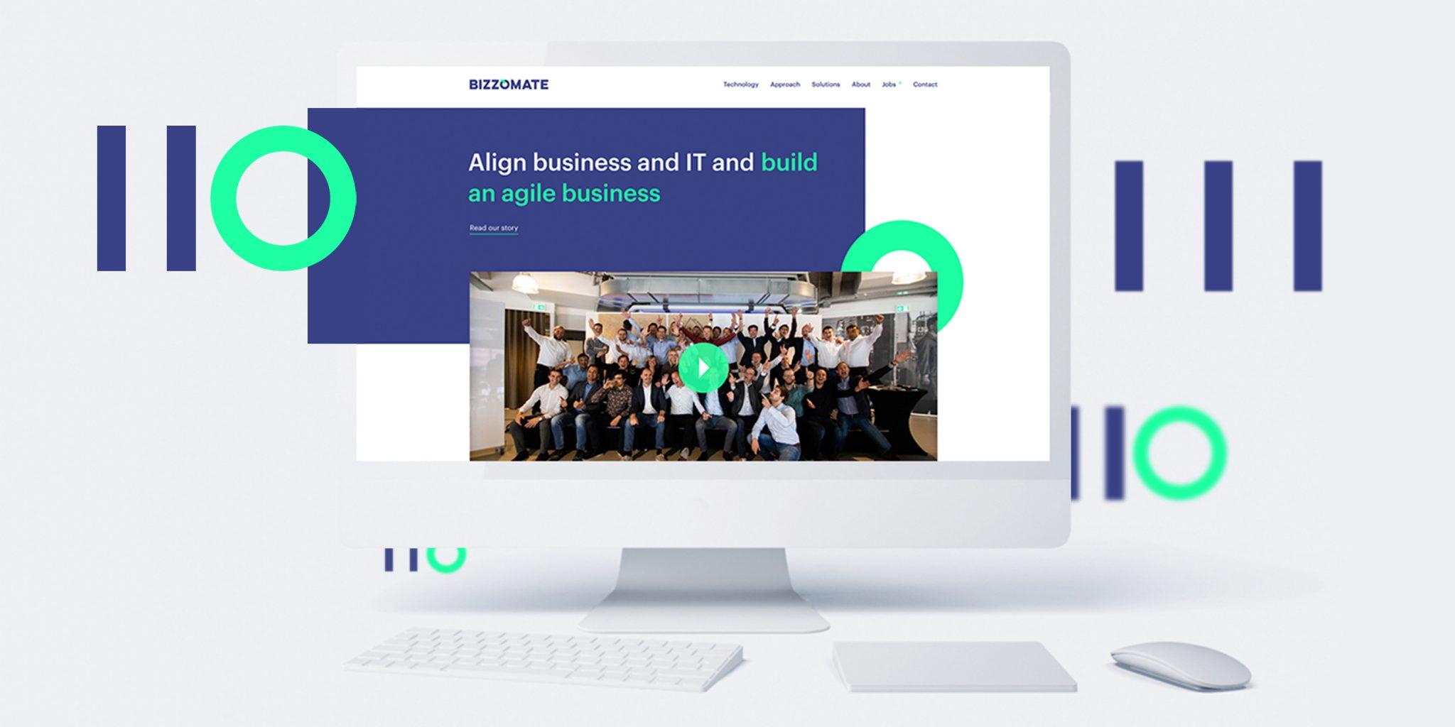 Een unieke website voor een uniek bedrijf - Website Creatie
