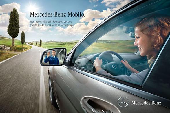Mercedes-Benz Mobilo - Mobile App