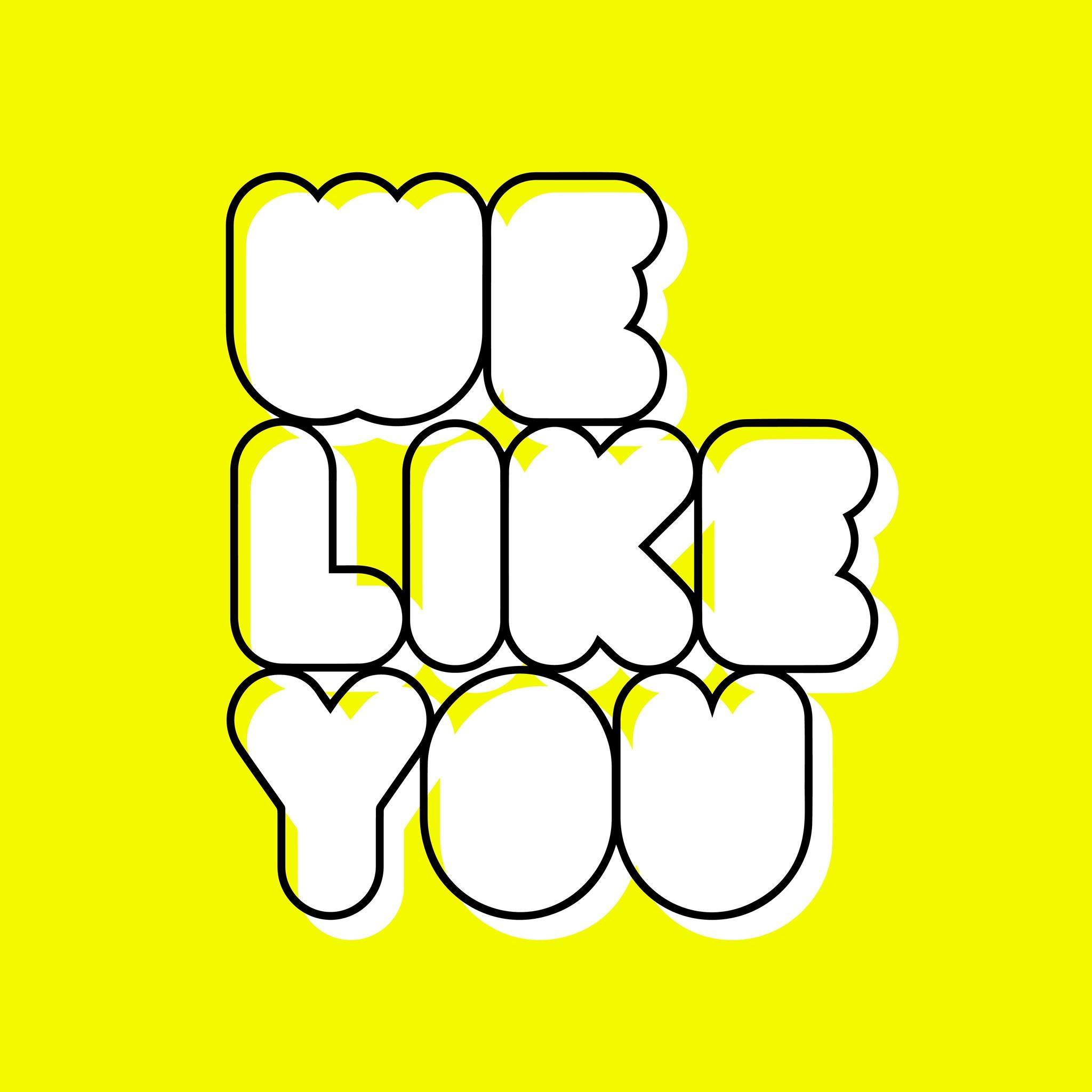 WE LIKE YOU logo