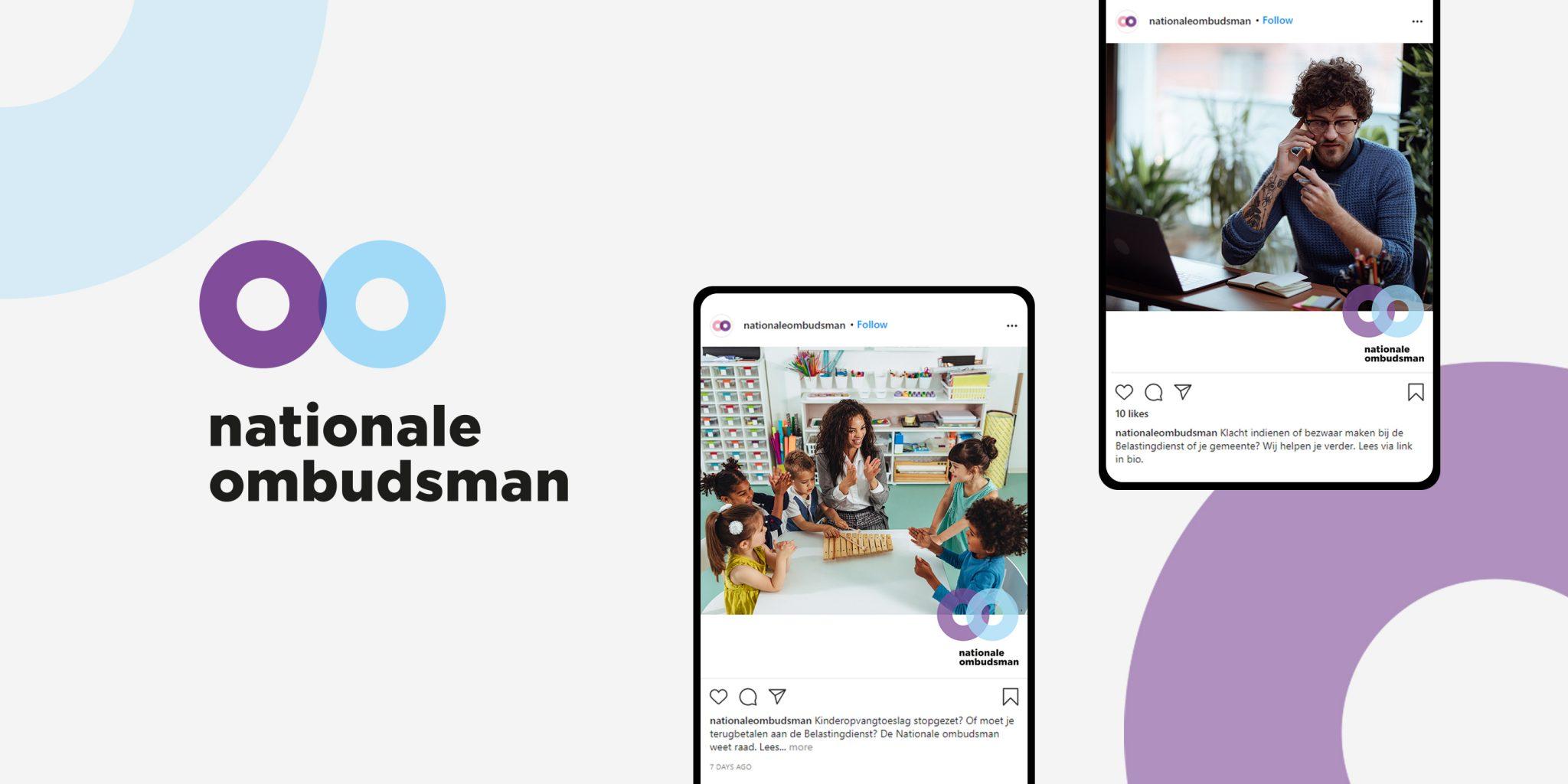 Met meer bekendheid helpen we meer burgers - Social media