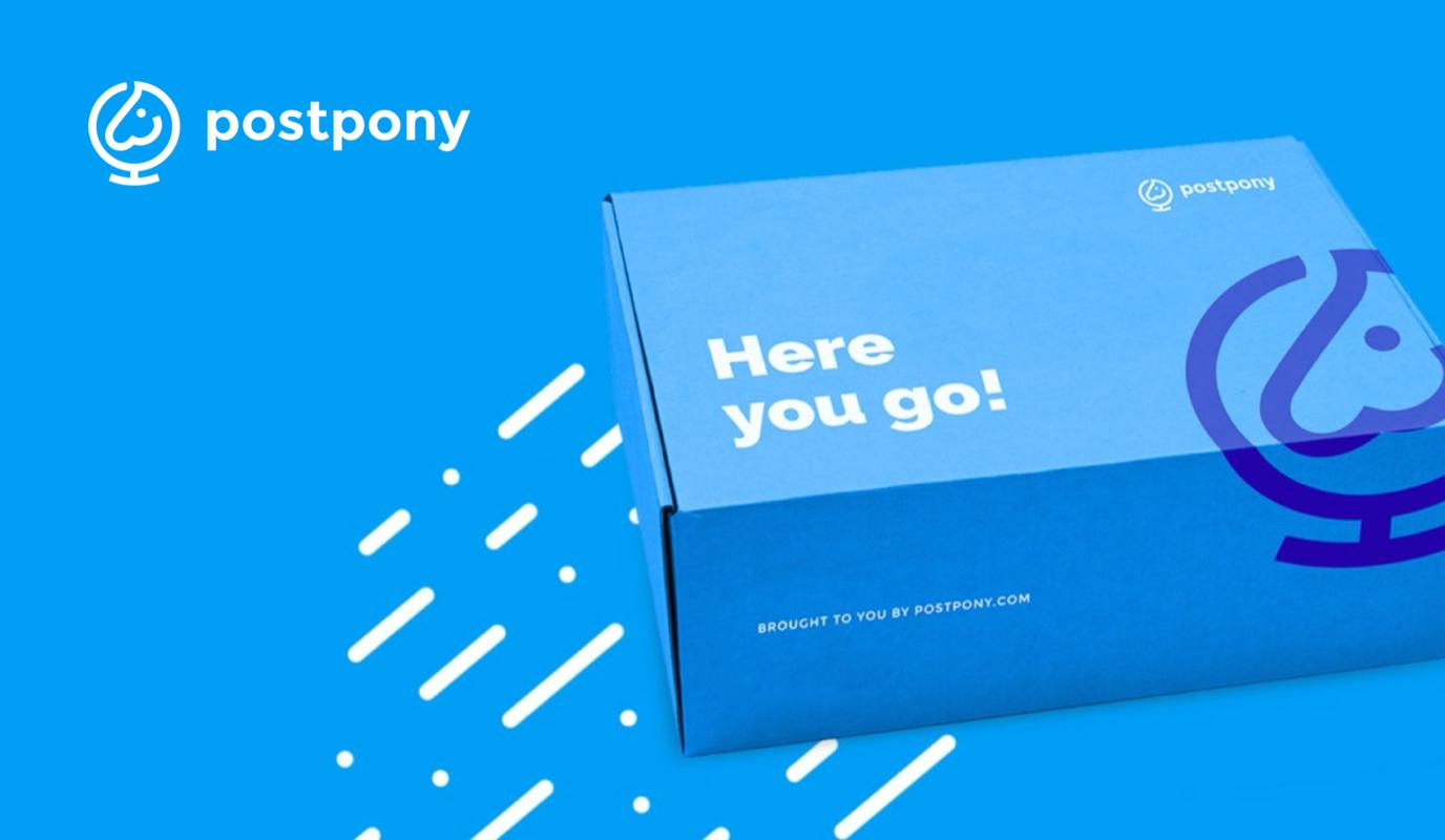 PostPony: Visual Identity