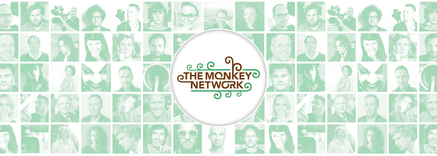 The Monkey Network cover