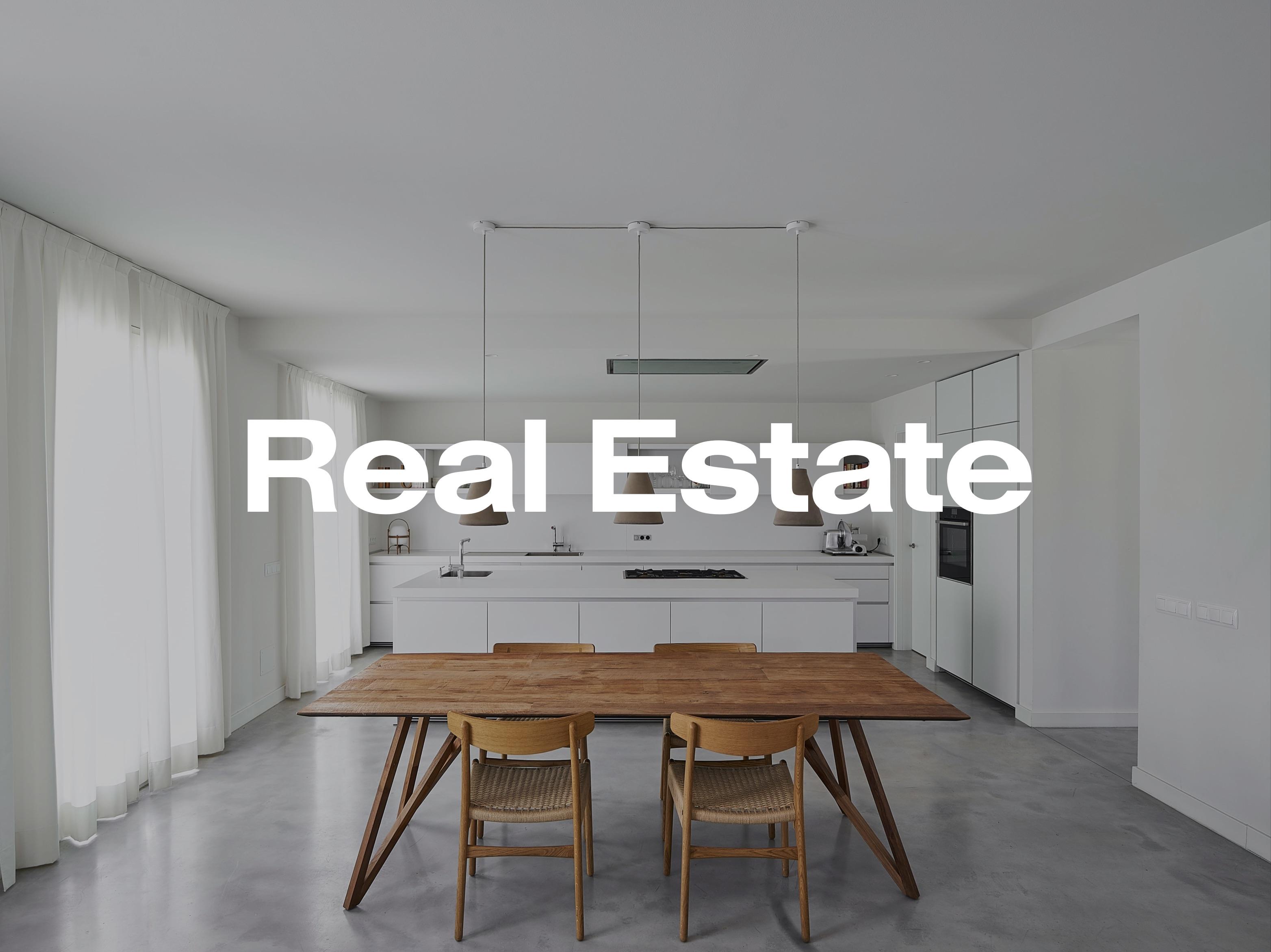 Real Estate - Création de site internet