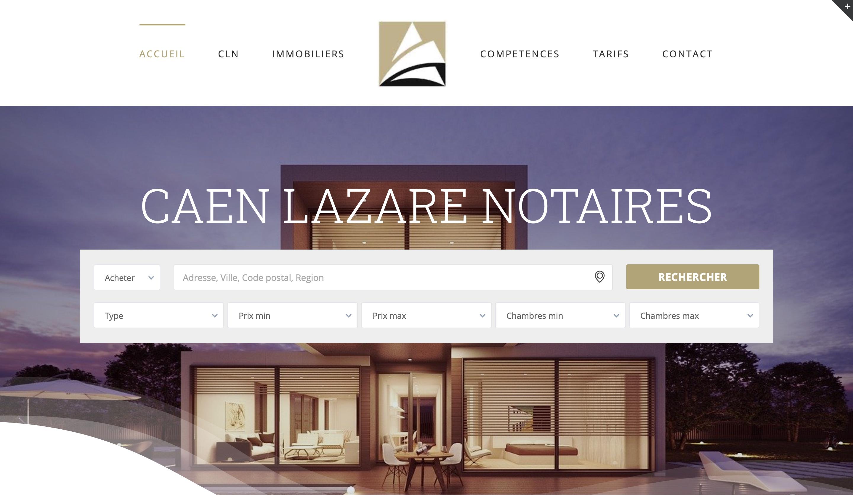 Création site internet annonces immobilières - Application mobile