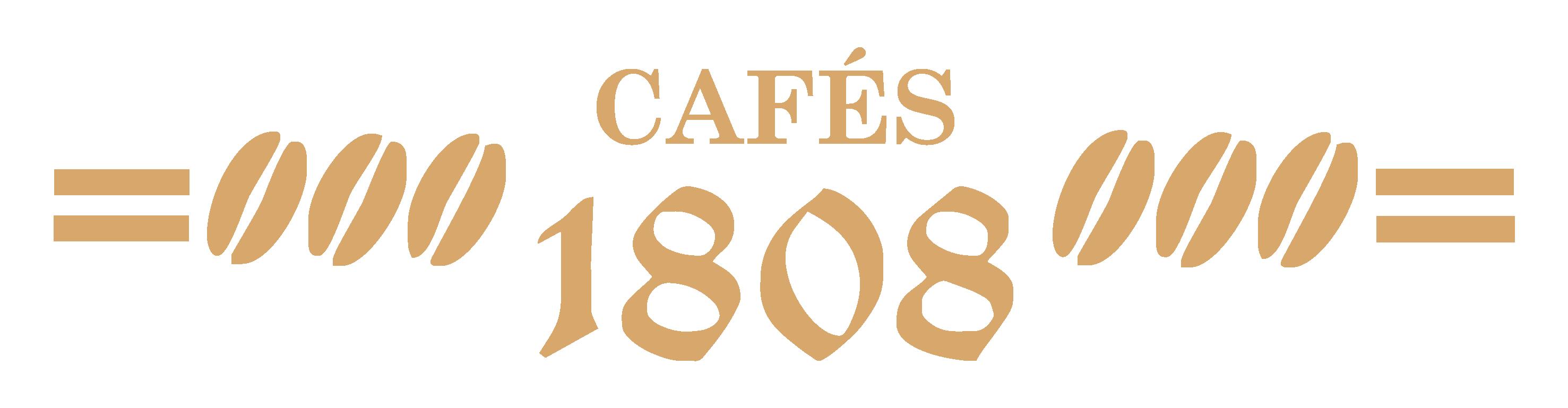 lanzamiento de nueva linea. Cafés 1808